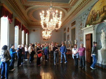 Castletown House guided tour