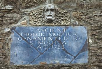 Thobor Mochua plaque