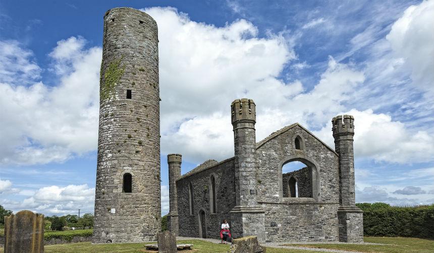 Taghadoe Tower